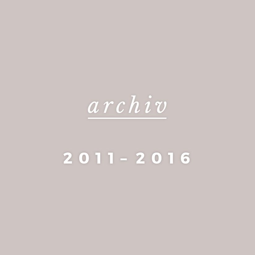 Archiv 2011-2016